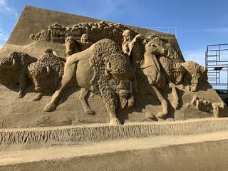 砂の美術館の写真・画像素材[2920975]