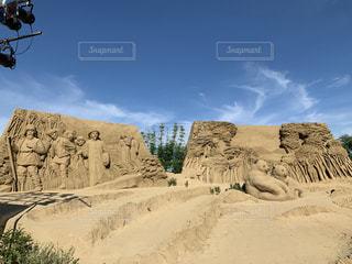 砂の美術館の写真・画像素材[2920977]