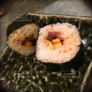 巻き寿司の写真・画像素材[90157]