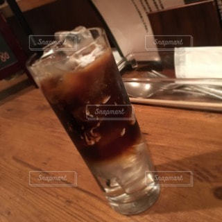 アイスコーヒーの写真・画像素材[90365]