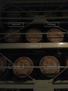 ウイスキー樽の写真・画像素材[113390]