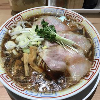 大阪の鯖ラーメンの写真・画像素材[2004705]