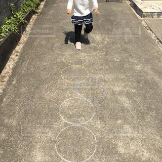 けんけんぱの写真・画像素材[3161841]