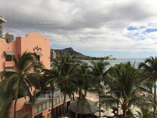 ハワイのホテルの写真・画像素材[2320899]