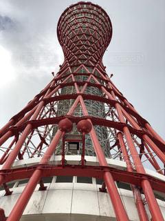 神戸ポートタワーの写真・画像素材[1732173]