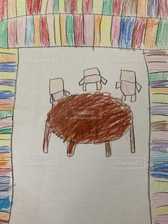 椅子とテーブルの写真・画像素材[2655315]