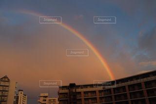 虹の写真・画像素材[2316579]