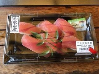 マグロの寿司の写真・画像素材[3526020]