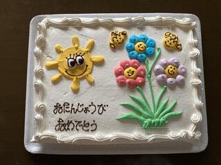 誕生日ケーキの写真・画像素材[4721547]
