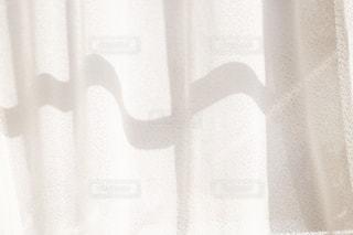 カーテンの写真・画像素材[2659647]