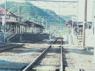 秩父鉄道長瀞駅の写真・画像素材[2767737]