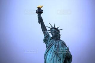 自由の女神像の写真・画像素材[2318958]