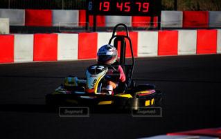 レースと少女の写真・画像素材[2319026]