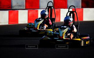 レースと少女の写真・画像素材[2319027]