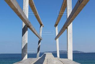海に向かっての写真・画像素材[2320683]
