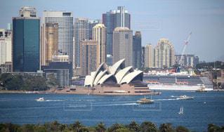 シドニーのオペラハウスの写真・画像素材[2320706]