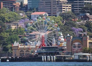シドニーの遊園地の写真・画像素材[2320778]