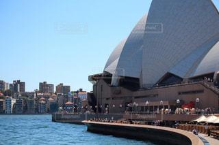 オーストラリアのオペラハウスの写真・画像素材[2320796]