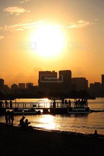 東京の夕景の写真・画像素材[2320808]