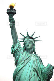 自由の女神の写真・画像素材[2322742]