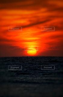 日没の写真・画像素材[2340454]