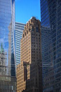 ニューヨークのビルの写真・画像素材[2345298]