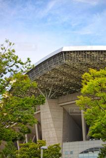 スタジアムの風景の写真・画像素材[2365476]