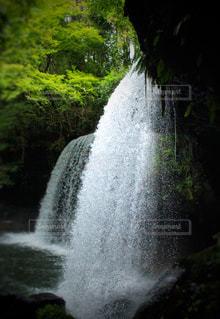 鍋ヶ滝の写真・画像素材[2404252]