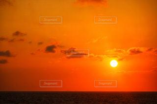 夕日の写真・画像素材[2443636]