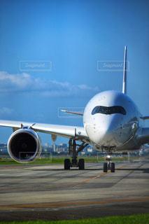 A350の写真・画像素材[2501430]