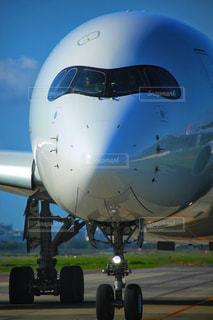 A350の写真・画像素材[2501448]