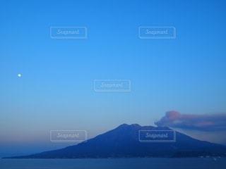 雄大な桜島の写真・画像素材[2632084]
