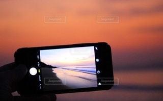 スマートフォン撮影の写真・画像素材[2684889]