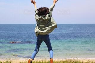 海!の写真・画像素材[4442452]