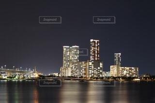 都市の夜景の写真・画像素材[4644420]