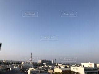 屋上からの景色の写真・画像素材[2312619]