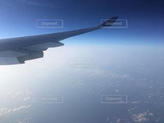 飛行機からの写真・画像素材[2313736]