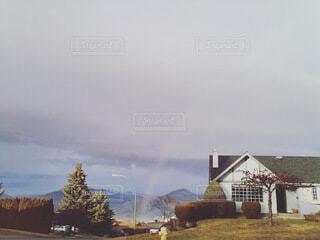 外国の田舎の風景の写真・画像素材[4769685]