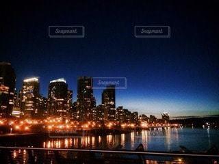夜景の写真・画像素材[93777]
