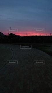 朝焼けの写真・画像素材[2316980]