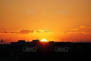 夕日の写真・画像素材[2316973]