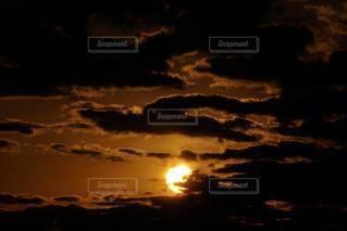夕日の写真・画像素材[2316976]