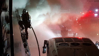 消防士の写真・画像素材[2332587]