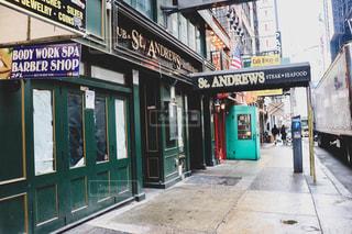 ニューヨークの街並みの写真・画像素材[2333325]