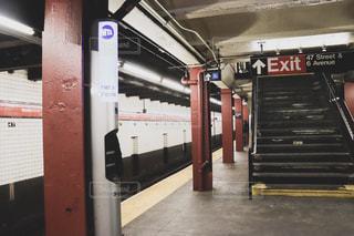 ニューヨークの地下鉄の写真・画像素材[2333326]