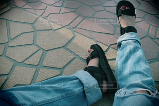足もとの写真・画像素材[2339412]