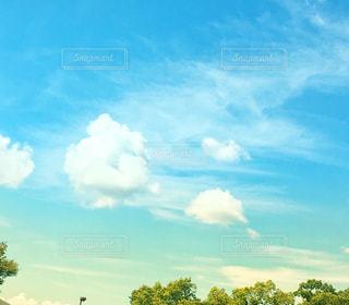 雲ですの写真・画像素材[2419617]