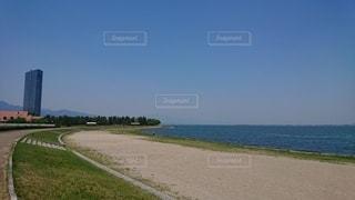 琵琶湖の風景の写真・画像素材[2325463]