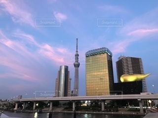 東京スカイツリーの写真・画像素材[2323638]