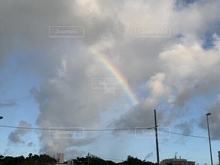 虹の架け橋の写真・画像素材[2325109]